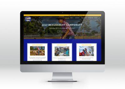 Beaudesert Show Society: Website