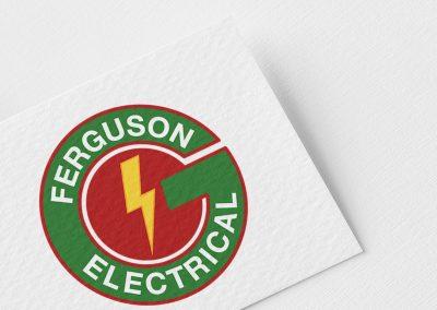 G Ferguson Electrical: Logo