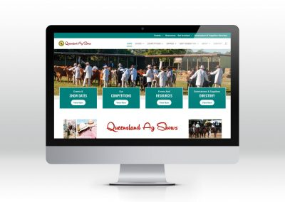 Queensland Ag Shows
